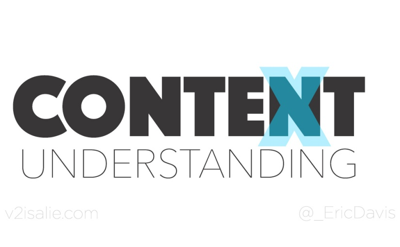 Understanding Content and Context